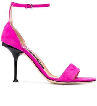 Sergio Rossi open-toe heeled sandals