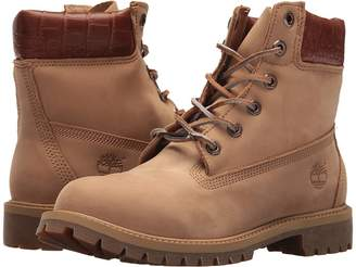 Timberland Kids 6 Premium Waterproof Boot Kids Shoes