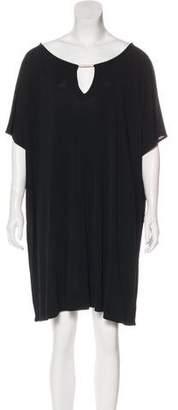 Diane von Furstenberg Oversize Mini Dress