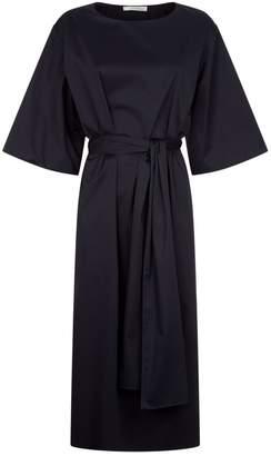The Row Dalun Tie Belt Dress