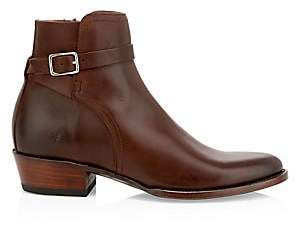Frye Men's Grady Leather Ankle Boots