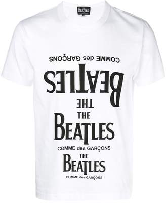 Beatles Written T-shirt