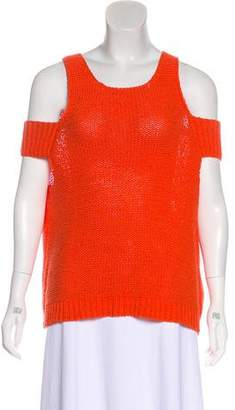 J Brand Sleeveless Knit Top