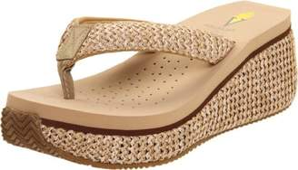 Volatile Women's Island Thong Sandal