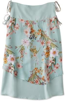 Joe's Jeans Layered Floral Skirt