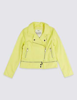 Marks and Spencer Biker Jacket (3-16 Years)