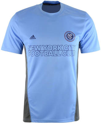 adidas Men's New York City Fc Performance T-Shirt