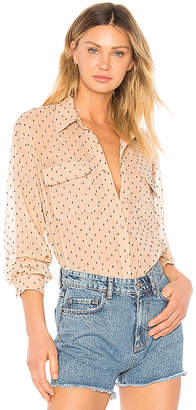 L'Academie Madeline Button Up