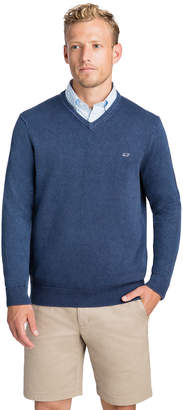 Vineyard Vines Saltwater V-Neck Sweater