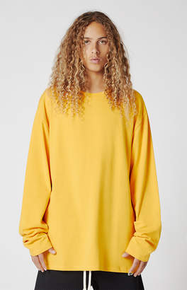 Fear Of God Fog Essentials Boxy Graphic Long Sleeve T-Shirt