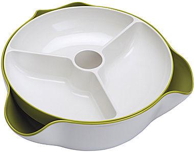 Joseph Joseph Large Double Dish Serving Bowl
