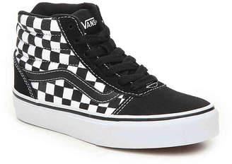 Vans Ward Hi Toddler & Youth High-Top Sneaker - Boy's