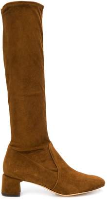 Parallèle knee length boots
