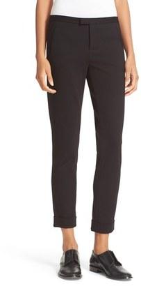 Women's Atm Anthony Thomas Melillo Slim Crop Pants $295 thestylecure.com