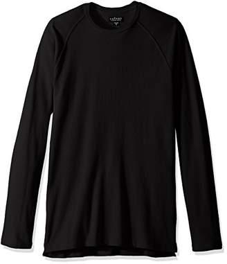 Velvet by Graham & Spencer Men's Velvet's Zed Long Sleeve Cotton Raglan Shirt