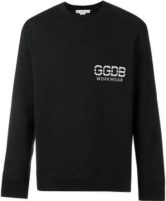 Golden Goose crew neck sweater