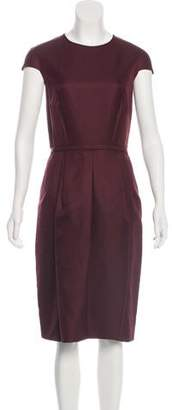 Valentino Sheath Wool Dress w/ Tags