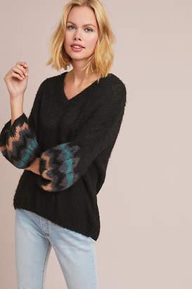 Stella Forest Chevron Sweater
