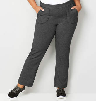 Avenue Straight Leg Active Pant with Pockets