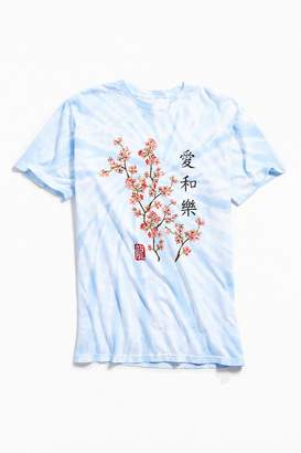 Urban Outfitters Cherry Blossom Japan Tee