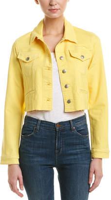 Joe's Jeans Cropped Jacket