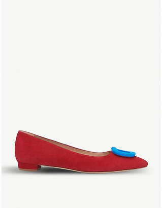 e894b8d64069 LK Bennett Flats For Women - ShopStyle UK