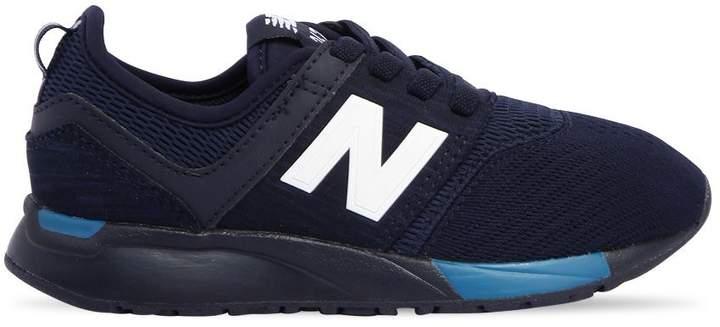 247 Mesh Running Sneakers