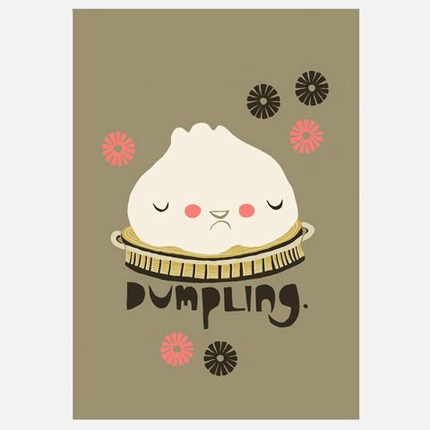 Laura George Dumpling 5x7