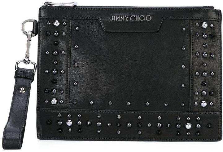 Jimmy ChooJimmy Choo Derek clutch