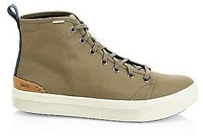 Toms Men's TRVL LITE High Top Sneakers