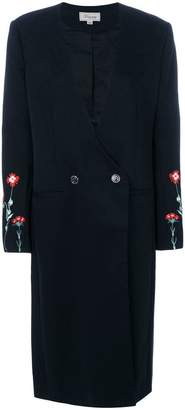 Temperley London Creek tailored long coat