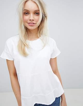 Jack Wills Tiered T Shirt