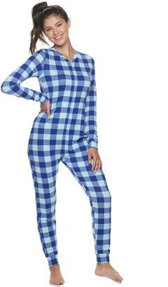 So Juniors' SO One-Piece Pajamas