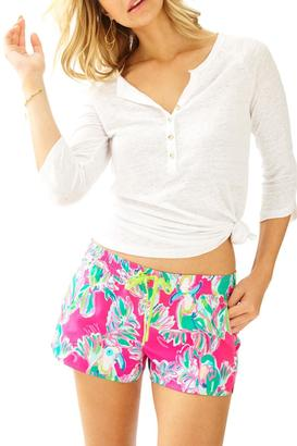 Lilly Pulitzer Luxletic Run-Around Short $58 thestylecure.com