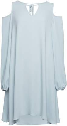 Tomcsanyi - Cibulkova Cold Shoulder Dress Cerulean