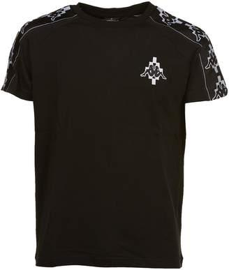 Marcelo Burlon County of Milan Kappa Tape T-shirt