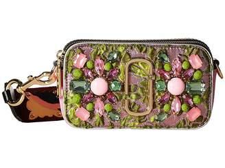 Marc Jacobs Snapshot Floral Brocade