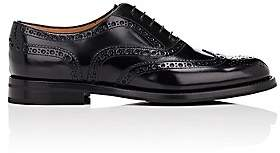 Church's Women's Burwood Leather Wingtip Oxfords - Black