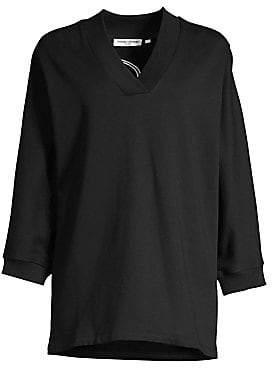 Opening Ceremony Women's Back Logo Dolman Sleeve Sweatshirt