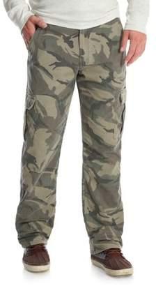 Wrangler Men's Fleece Lined Cargo Pant