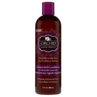 Hask Orchid & White Truffle Moisture Rich Conditioner 355 mL