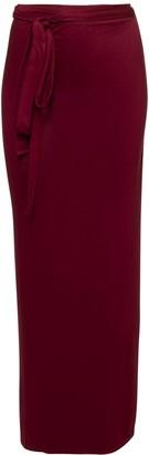 Tru Barbados Lia Skirt - Wine