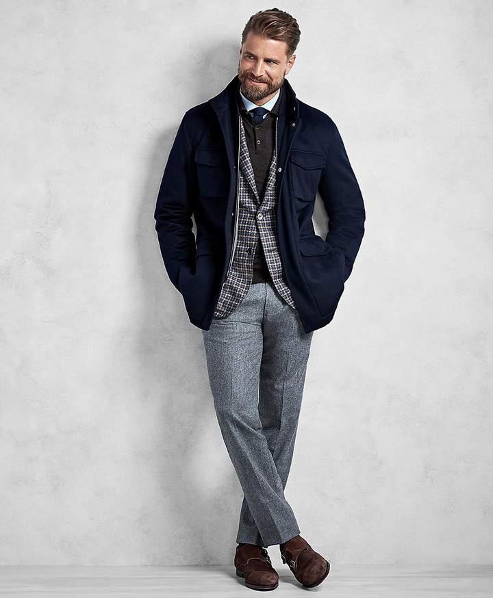 Brooks Brothers Golden Fleece® BrooksTech Wool Traveler Jacket