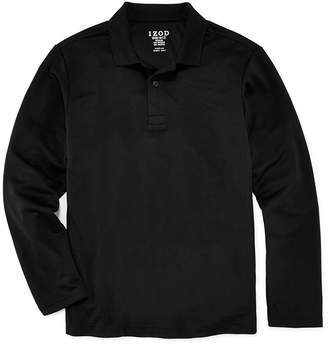 Izod EXCLUSIVE Long-Sleeve Performance Polo - Preschool Boys 4-7