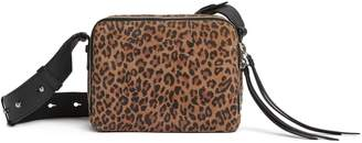 AllSaints Vincent Leather Crossbody Bag