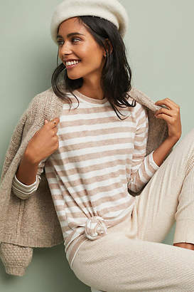 Sol Angeles Cassidy Striped Pullover