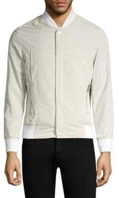 Solid Homme Lightweight Bomber Jacket