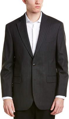 Brooks Brothers 346 Madison Fit Wool-Blend Jacket