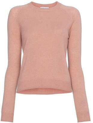 Mila Louise Alexandra Golovanoff Pink Long Sleeve Jumper