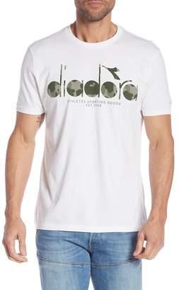 Diadora Graphic Crew Neck Tee